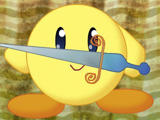 Arthas' sword
